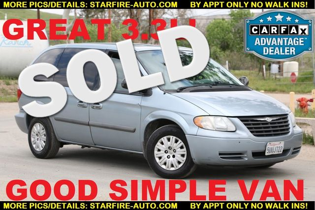2006 Chrysler Town & Country Santa Clarita, CA