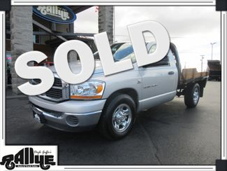 2006 Dodge 2500 Ram SLT Flatbed 5.9L Diesel in Burlington, WA 98233