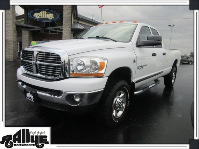 2006 Dodge 3500 Ram Big Horn C/Cab 4WD 5.9L Diesel in Burlington, WA 98233