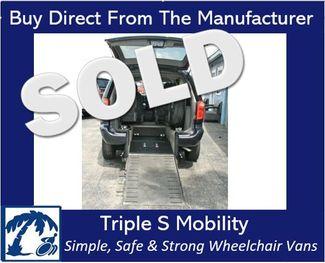 2006 Dodge Caravan Sxt Wheelchair Van Handicap Ramp Van Pinellas Park, Florida