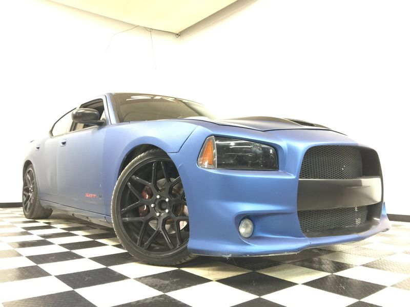 2006 Dodge Charger SRT8*Custom Wrap*After Market Wheels*FAST*   The Auto Cave in Addison