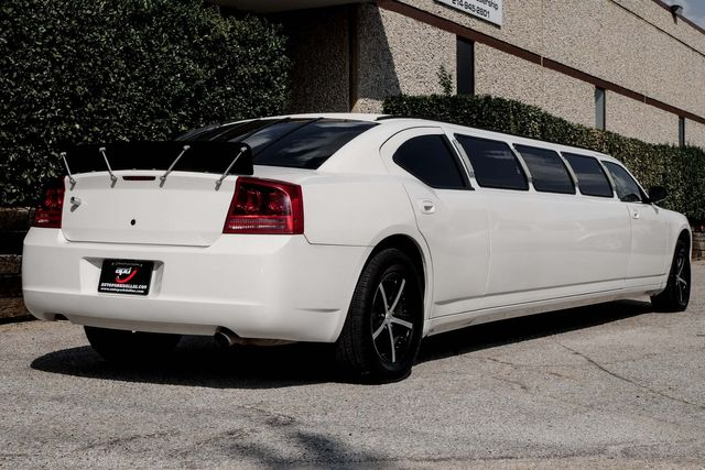 2006 Dodge Charger Racing Limo NASCAR Edition in Addison, TX 75001