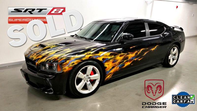 2006 Dodge Charger SRT8 SUPERCHARGER 6.1L CLEAN CARFAX   Palmetto, FL   EA Motorsports in Palmetto FL