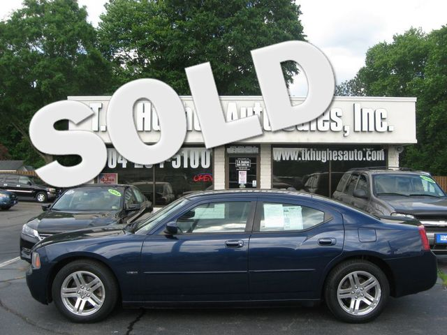 2006 Dodge Charger R/T Richmond, Virginia 0