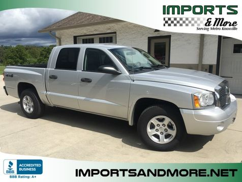 2006 Dodge Dakota SLT 4WD Crew Cab in Lenoir City, TN