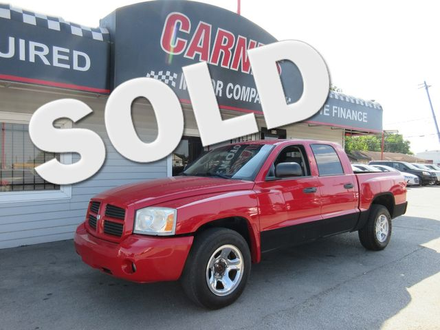 2006 Dodge Dakota, PRICE SHOWN IS THE DOWN PAYMENT SLT south houston, TX 0