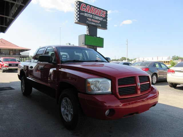 2006 Dodge Dakota, PRICE SHOWN IS THE DOWN PAYMENT SLT south houston, TX 8