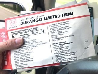 2006 Dodge-One Owner!! Low Miles!! 3rd Row! Durango-BUY HERE PAY HERE! Limited-LOADED! CARMARTSOUTH.COM Knoxville, Tennessee 8