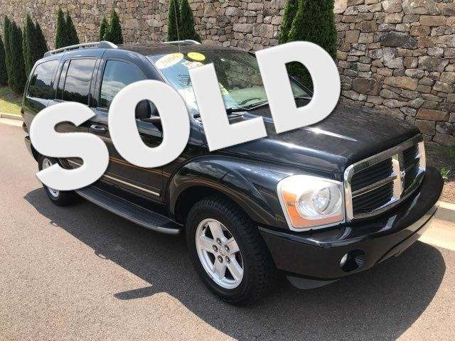 2006 Dodge-One Owner!! Low Miles!! 3rd Row! Durango-BUY HERE PAY HERE! Limited-LOADED! CARMARTSOUTH.COM Knoxville, Tennessee