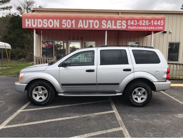 2006 Dodge Durango SLT | Myrtle Beach, South Carolina | Hudson Auto Sales in Myrtle Beach South Carolina