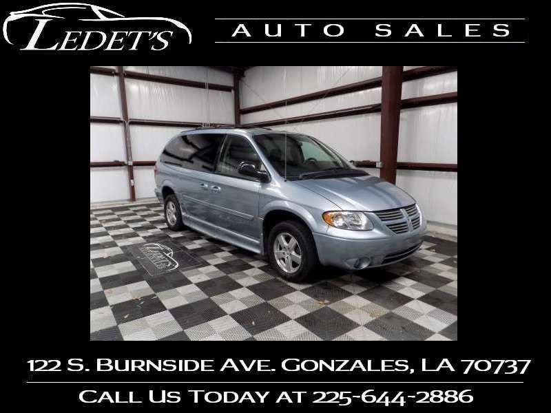 2006 Dodge Grand Caravan SXT - Ledet's Auto Sales Gonzales_state_zip in Gonzales Louisiana