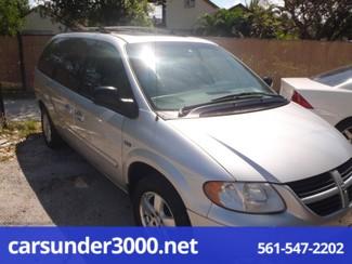 2006 Dodge Grand Caravan SXT Lake Worth , Florida