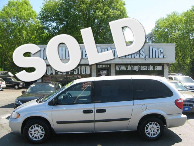 2006 Dodge Grand Caravan SE Richmond, Virginia 0