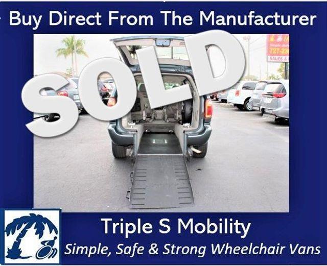 2006 Dodge Grand Caravan Se Wheelchair Van Handicap Ramp Van Pinellas Park, Florida
