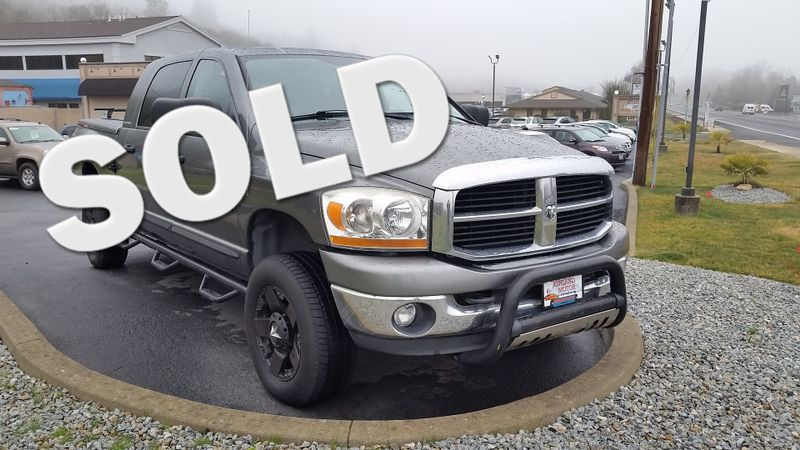 2006 Dodge Ram 1500 SLT Mega 4WD | Ashland, OR | Ashland Motor Company in Ashland OR
