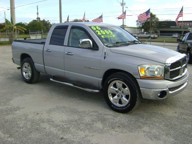 2006 Dodge Ram 1500 SLT CREW CAB in Fort Pierce, FL 34982