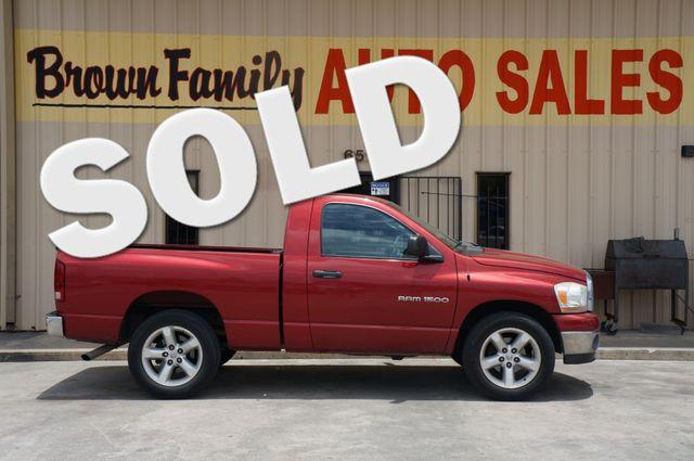 2006 Dodge Ram 1500 SLT | Houston, TX | Brown Family Auto Sales in Houston TX