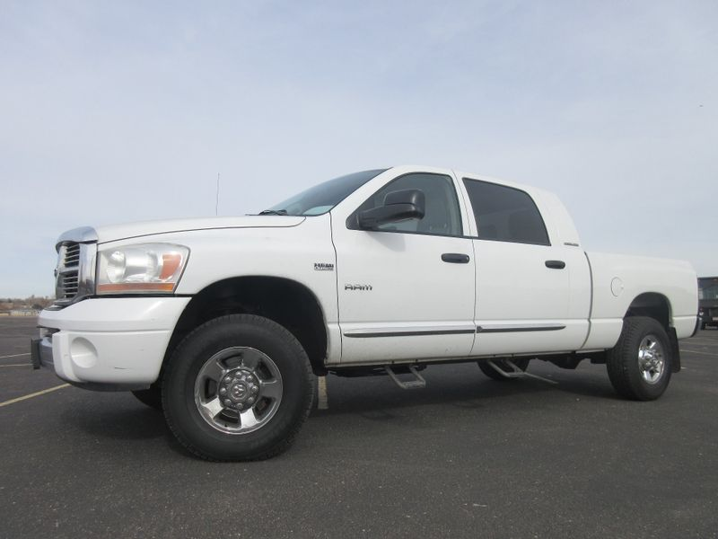 2006 Dodge Ram 1500 Mega Cab 4X4 Laramie  Fultons Used Cars Inc  in , Colorado
