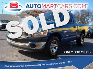 2006 Dodge Ram 1500 ST | Nashville, Tennessee | Auto Mart Used Cars Inc. in Nashville Tennessee