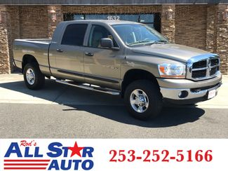 2006 Dodge Ram 1500 SLT in Puyallup Washington, 98371