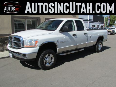 2006 Dodge Ram 2500 SLT 4X4 in , Utah