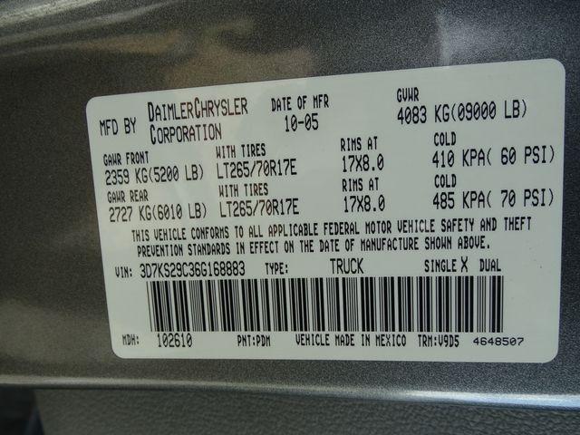 2006 Dodge Ram 2500 SLT in Corpus Christi, TX 78412