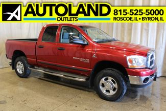 2006 Dodge Ram 2500 Diesel Crew Cab Manual SLT in Roscoe, IL 61073