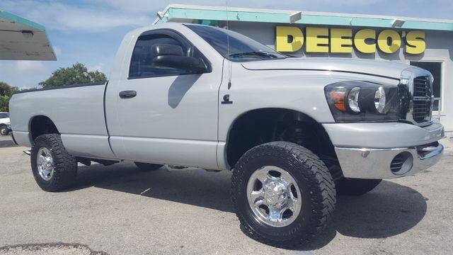 2006 Dodge Ram 2500 SLT 4x4 5.9L Cummins Diesel in Fort Pierce FL, 34982