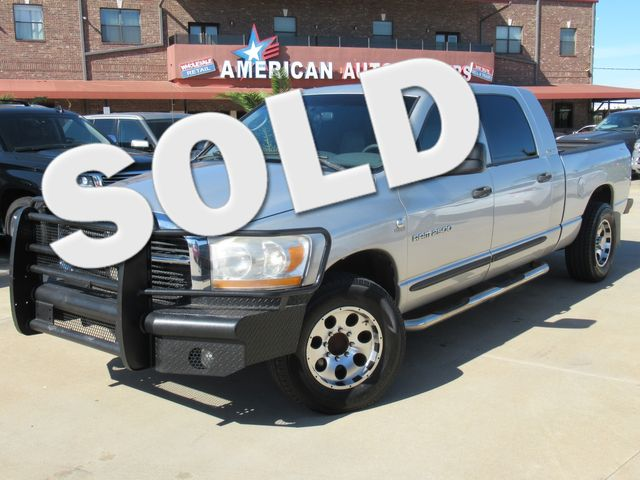 2006 Dodge Ram 2500 SLT MEGA CAB | Houston, TX | American Auto Centers in Houston TX