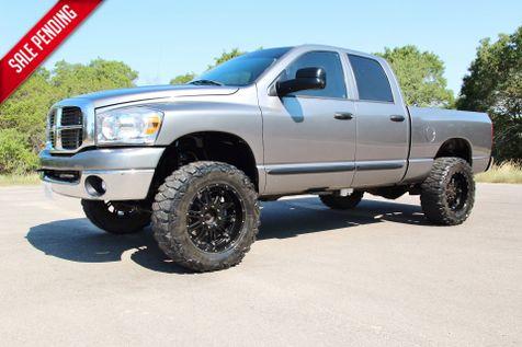 2006 Dodge Ram 2500 SLT - 4x4 - LOW MILES in Liberty Hill , TX