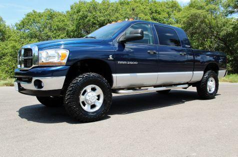 2006 Dodge Ram 2500 SLT - 4x4 - MEGA CAB - 1 OWNER in Liberty Hill , TX