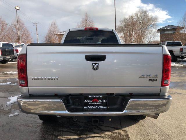 2006 Dodge Ram 2500 Laramie LINDON, UT 4