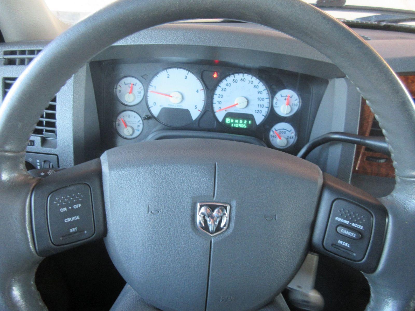 2006 Dodge Ram 2500 Mega Cab 4x4 Slt 59l Fultons Used Cars Inc In Colorado