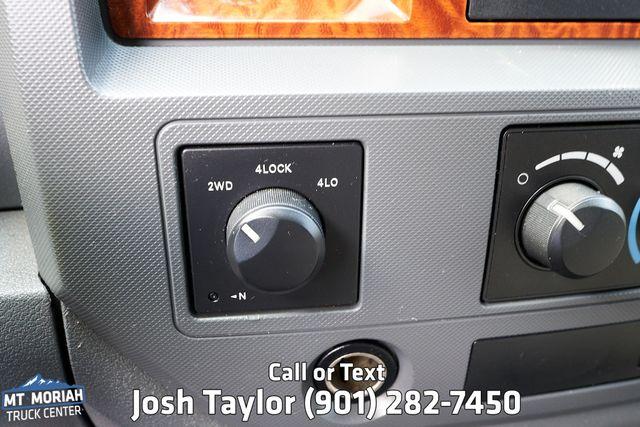 2006 Dodge Ram 2500 SLT MEGA CAB 5.9 DIESEL in Memphis Tennessee, 38115