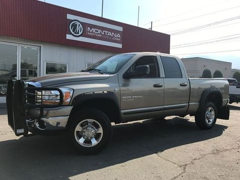2006 Dodge Ram 2500 SLT in