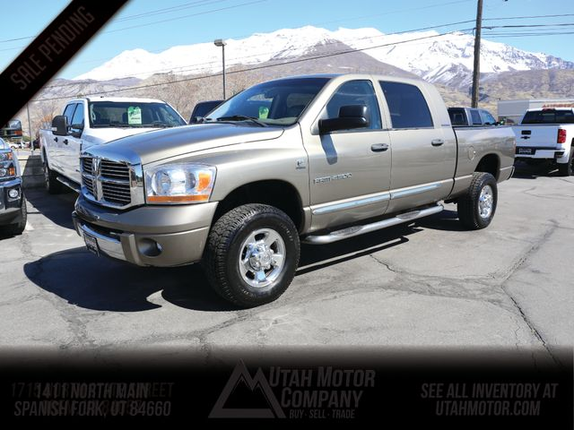 2006 Dodge Ram 2500 Laramie in Orem, Utah 84057