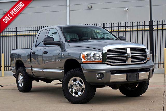 2006 Dodge Ram 2500 Laramie*5.9 CUMMINGS*4X4* | Plano, TX | Carrick's Autos in Plano TX
