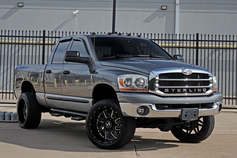 2006 Dodge Ram 2500 SLT*5.9L CUMMINS DIESEL*4X4*ONLY 119K MI**   Plano, TX   Carrick's Autos in Plano TX