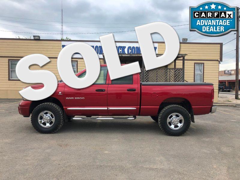 2006 Dodge Ram 2500 Laramie | Pleasanton, TX | Pleasanton Truck Company in Pleasanton TX