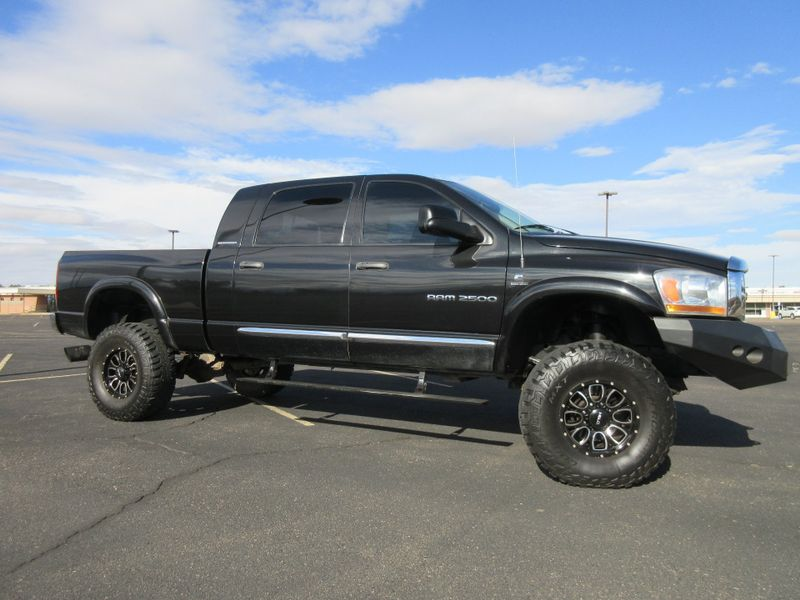 2006 Dodge Ram 2500 Laramie Mega Cab 4X4  59L Diesel  Fultons Used Cars Inc  in , Colorado