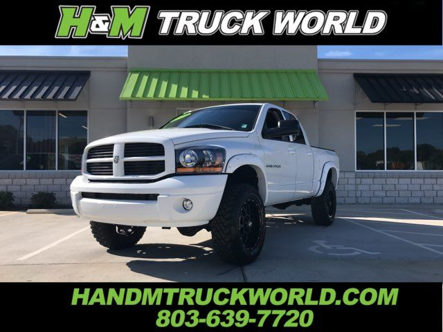 "2006 Dodge Ram 2500 SLT QUAD CAB 4X4 5.9L CUMMINS DIESEL ""LIFTED"" in Rock Hill SC, 29730"