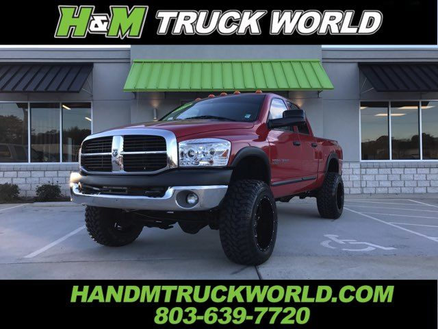 "2006 Dodge Ram 2500 Power Wagon 4X4 ""LIFTED"" 20'' BLACK MONSTER WHEELS"