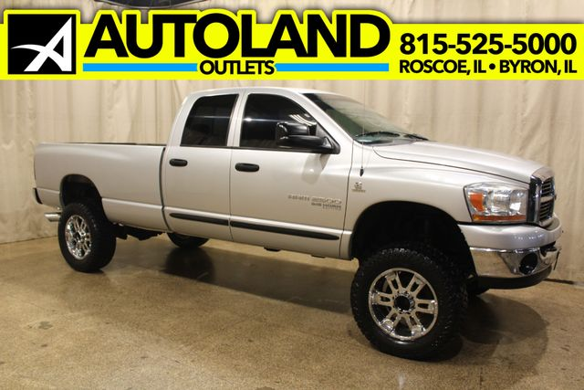 2006 Dodge Ram 2500 SLT Long Box Diesel 4x4 Manual Trans