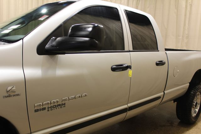 2006 Dodge Ram 2500 SLT Long Box Diesel 4x4 Manual Trans in Roscoe, IL 61073