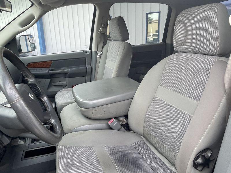 2006 Dodge Ram 2500 5.9L CUMMINS TURBO DIESEL,4X4,SLT, DVD, CLEAN CRFX in Rowlett, Texas