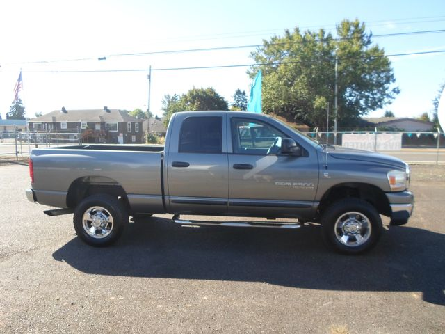 2006 Dodge Ram 2500 SLT Salem, Oregon 2