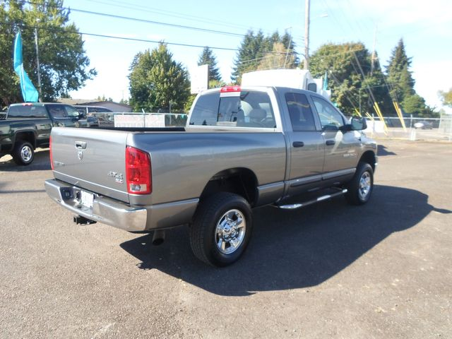 2006 Dodge Ram 2500 SLT Salem, Oregon 3