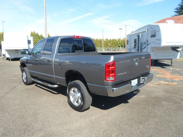 2006 Dodge Ram 2500 SLT Salem, Oregon 4