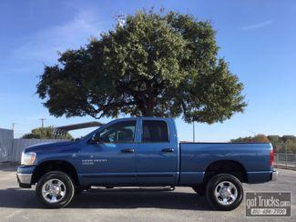 2006 Dodge Ram 2500 Crew Cab SLT 5.9L Cummins Turbo Diesel 4X4 in San Antonio Texas, 78217