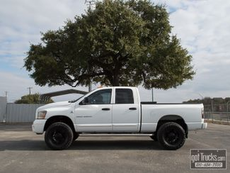 2006 Dodge Ram 2500 Crew Cab SLT 5.9L Cummins Turbo Diesel 4X4 in San Antonio Texas, 78217